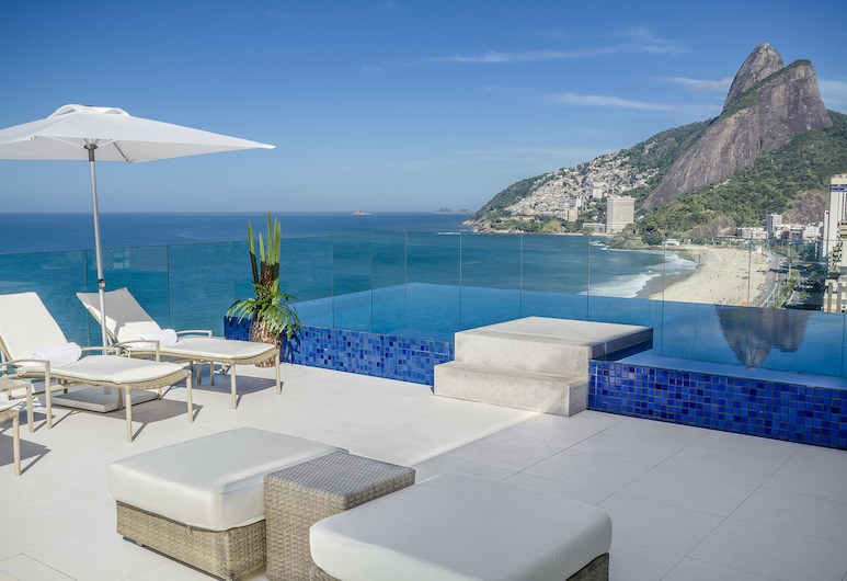 Hotel Praia Ipanema, Rio de Janeiro