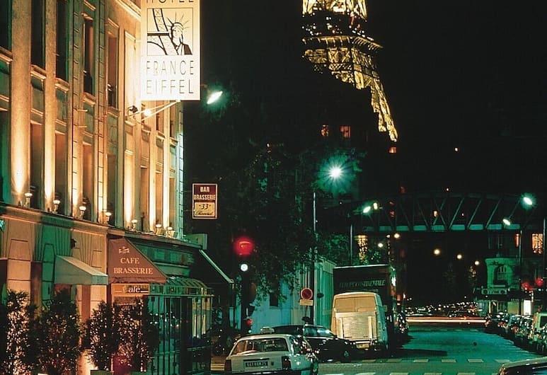 Hôtel France Eiffel, Pariis, Välisilme