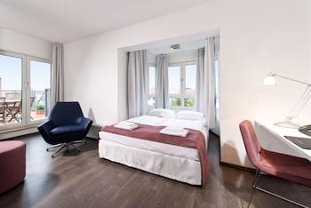 Foto del Alfa Hotel en Berlín