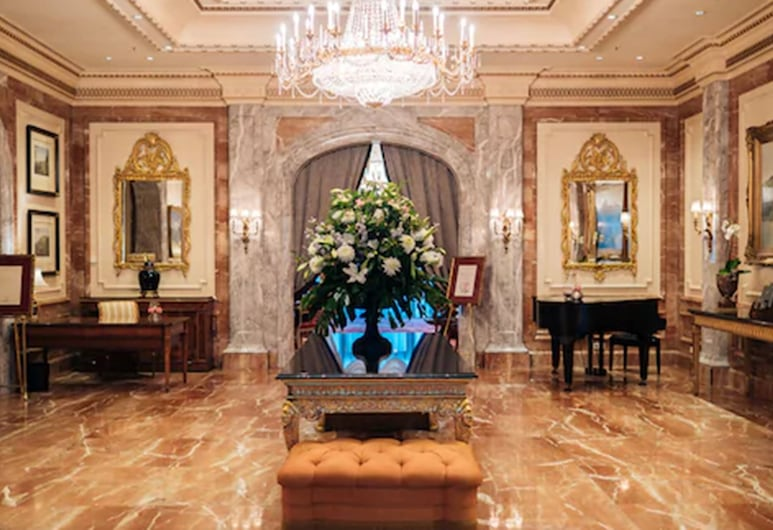 Regent Berlin, Berlin, Lobby