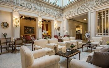 Bologna bölgesindeki Hotel Corona d 'Oro resmi