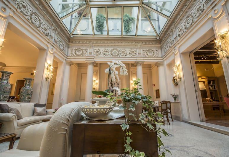 Hotel Corona d 'Oro, Bologna, Hall