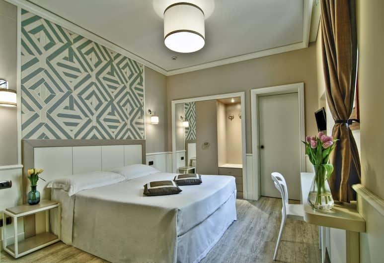 Hotel Golf, Florence, Double or Twin Room, Bilik Tamu