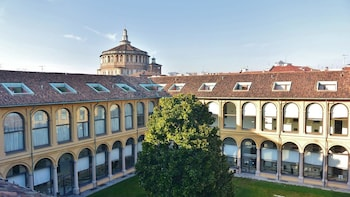 Milano bölgesindeki Hotel Palazzo delle Stelline resmi