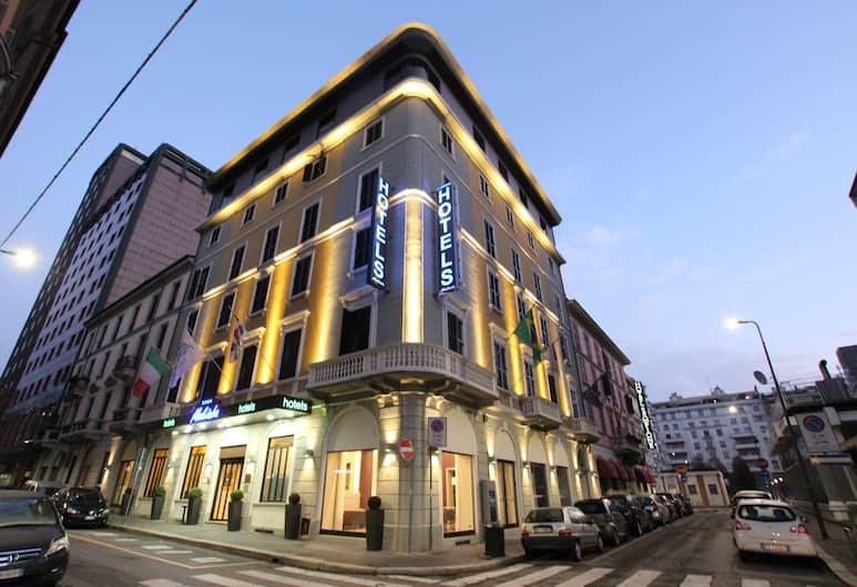 Mokinba Hotels Baviera, Milan, Bagian Depan Hotel