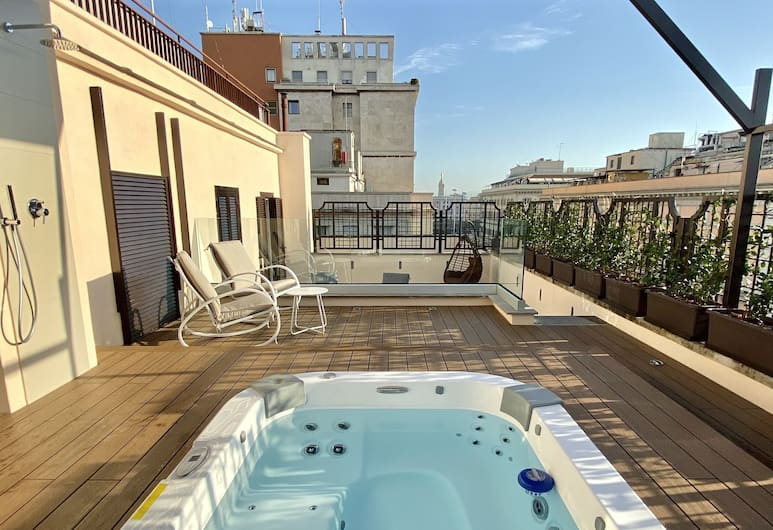 Hotel Genova, Rome, Deluxe studio suite