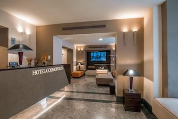Bild vom Hotel Cosmopolita in Rom