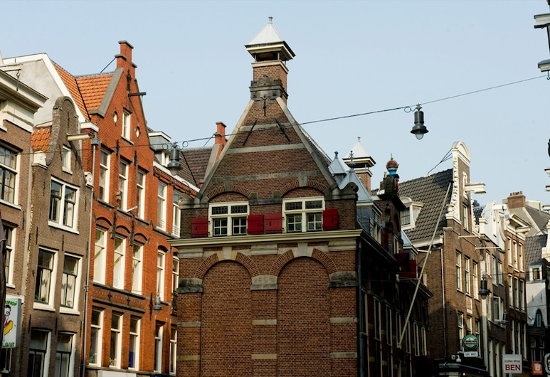 Inntel Hotels Amsterdam Centre, Amsterdam, Exteriér