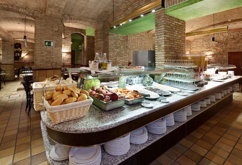 リアルト, バルセロナ, 朝食スペース