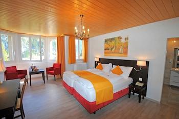 Foto van Belle Epoque Hotel Victoria in Kandersteg