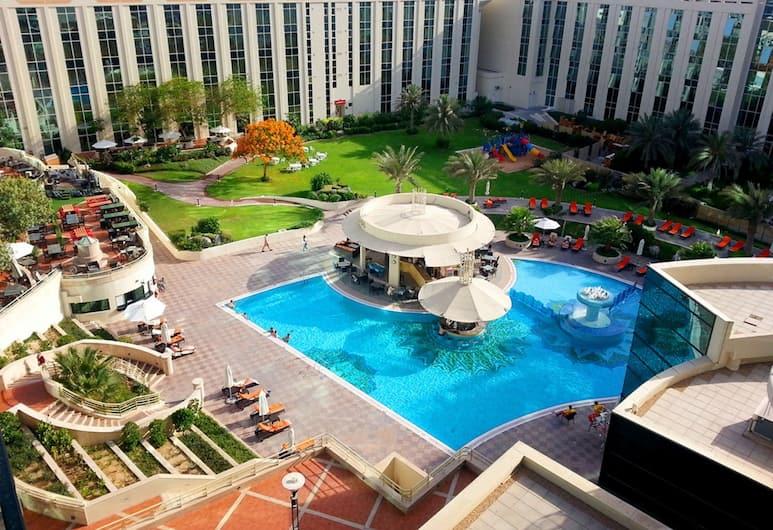 Millennium Airport Hotel Dubai, Dubai, Outdoor Pool