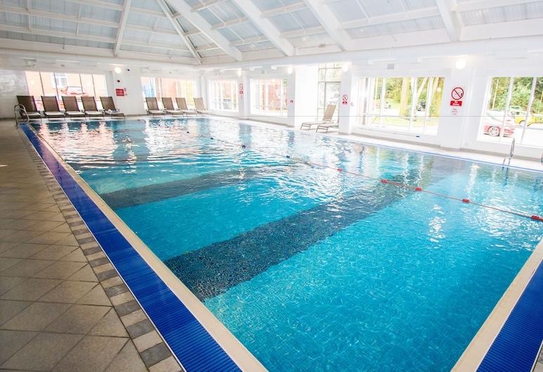 布蘭登苑酒店及 SPA, Coventry, 室內泳池