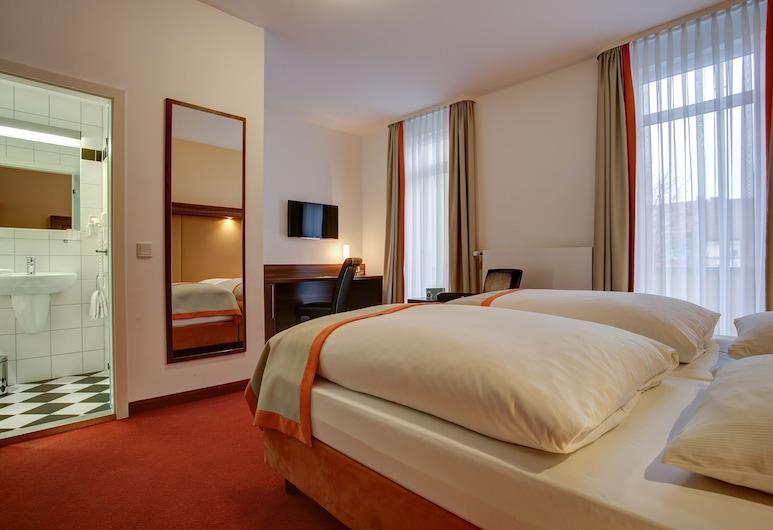 奧古斯塔中央飯店, 曼海姆, 標準雙人房, 客房