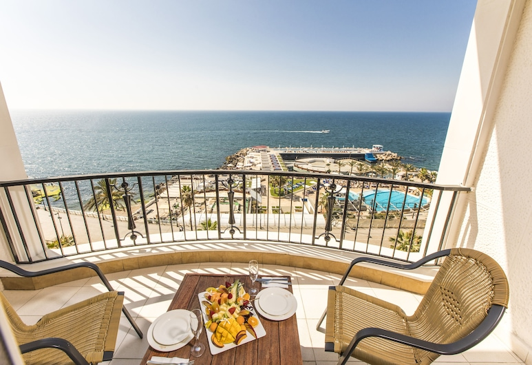 Riviera Hotel Beirut, Beirut, Superior Room, Sea View, Beach/Ocean View