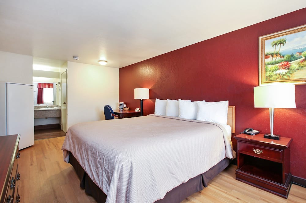 Chambre Supérieure, 1 très grand lit - Chambre