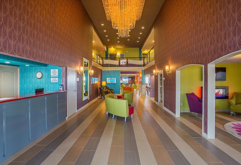 Clarion Inn & Suites, Evansville, Vestibiulis
