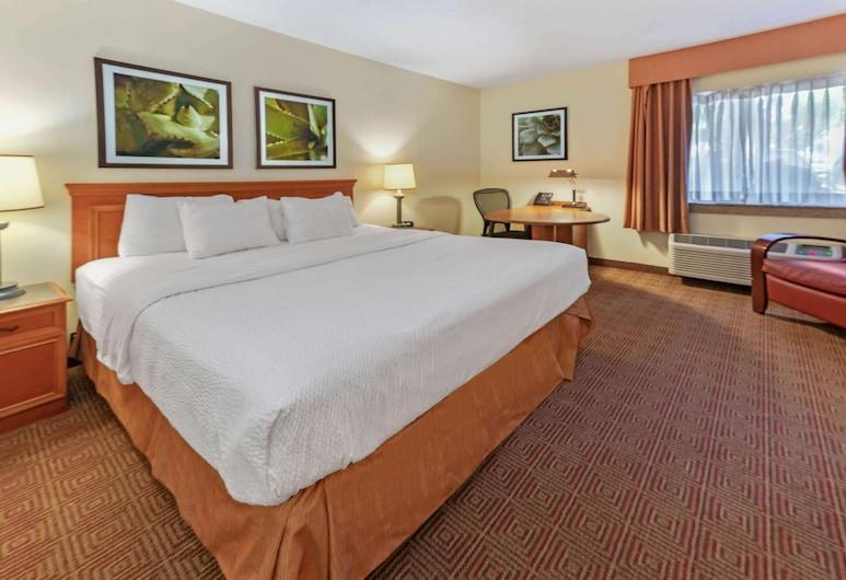 La Quinta Inn & Suites by Wyndham Tampa Brandon West, Tampa, Quarto, 1 cama king-size, Não-fumadores, Quarto