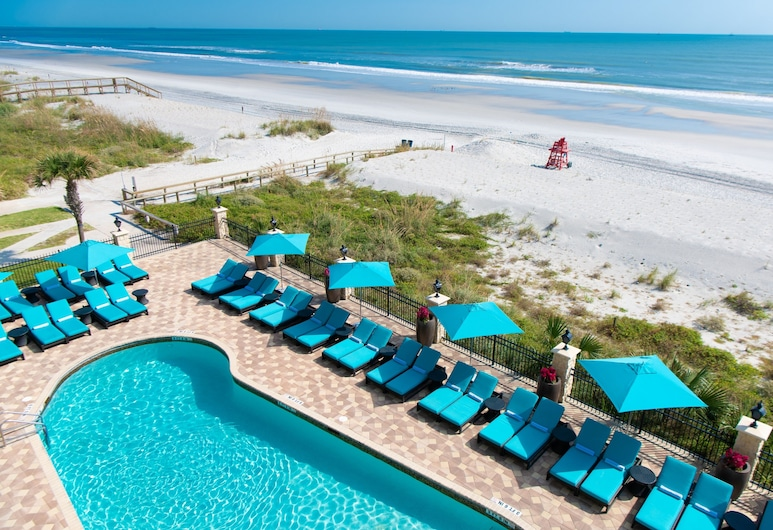 One Ocean Resort & Spa, Atlantic Beach, Baseinas
