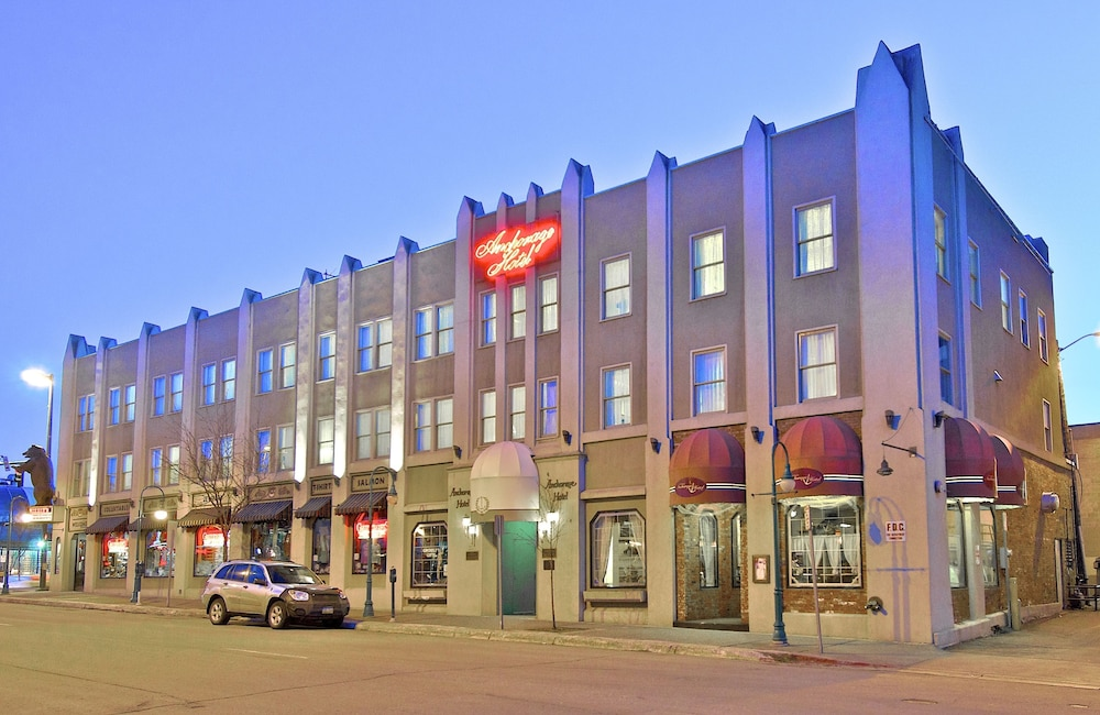 Historic Anchorage Hotel, Anchorage