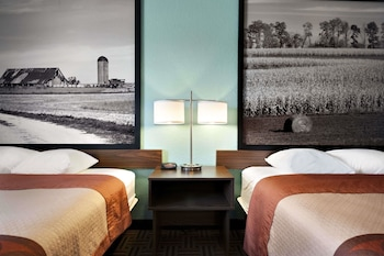Obrázek hotelu Super 8 by Wyndham Effingham ve městě Effingham