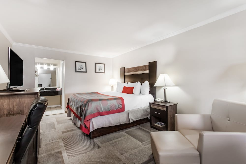 Room, 1 Double Bed, Accessible, Non Smoking - Guest Room