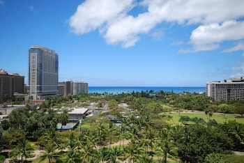 Foto van Waikiki Gateway Hotel in Honolulu