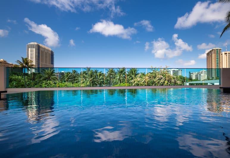 Hotel LaCroix, Honolulu, Uima-allas