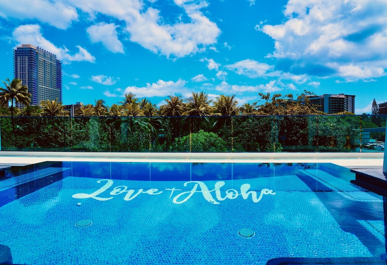 Hotel LaCroix, Honolulu, Útilaug