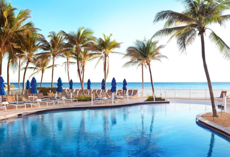 Pelican Grand Beach Resort - A Noble House Resort, Fort Lauderdale, Vonkajší bazén