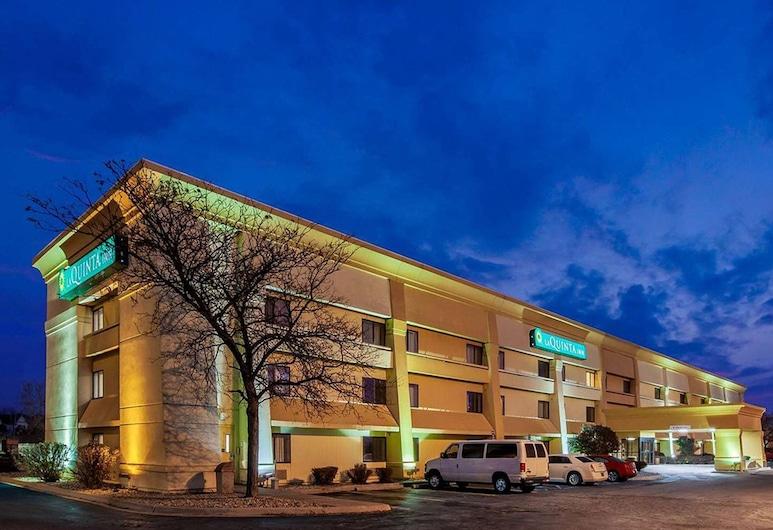 La Quinta Inn by Wyndham Detroit Southgate, סאות'גייט, חזית המלון
