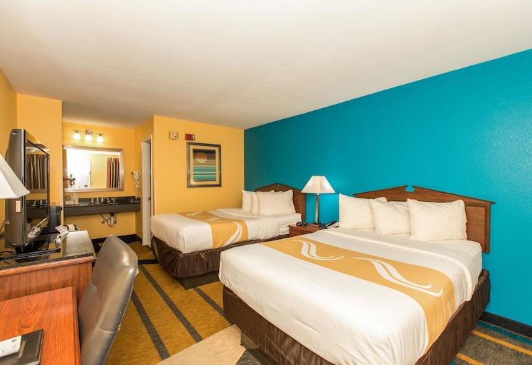 Quality Inn Albertville US 431, Albertville, Pokój standardowy, 2 łóżka podwójne, dla palących, Pokój