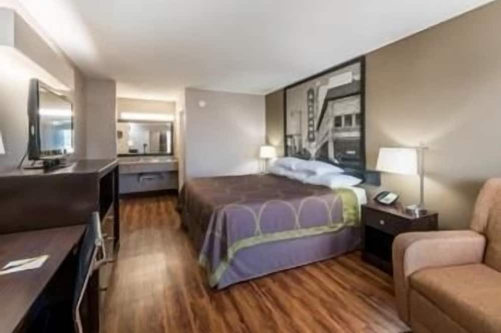 Room, 1 King Bed, Smoking - Guest Room