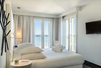 Biarritz bölgesindeki Hotel le Windsor Grande Plage Biarritz resmi