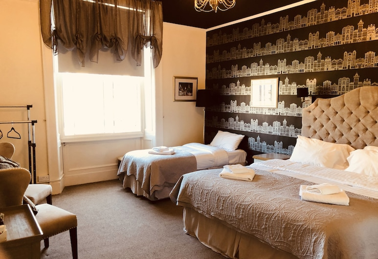 Allison House 17, Edinburgh, Standard Room, Guest Room