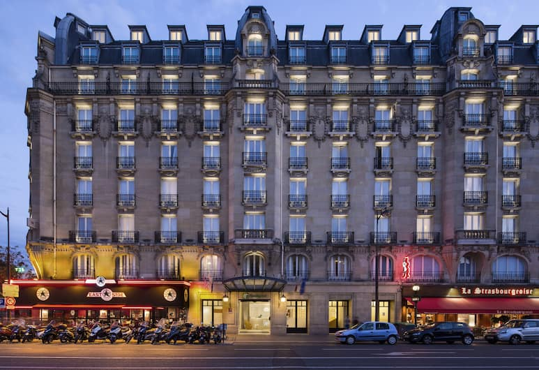 Holiday Inn Paris Gare De l'Est, Paris, Exterior
