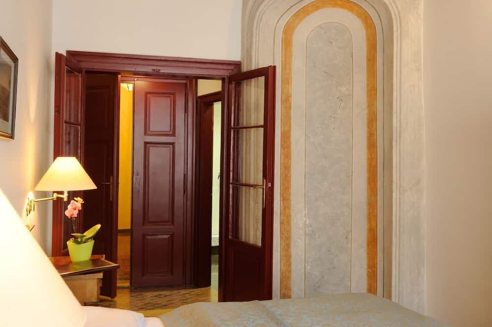 Pokój dwuosobowy typu Deluxe - Salon
