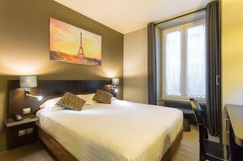 Selline näeb välja Hotel Jardin de Villiers, Pariis