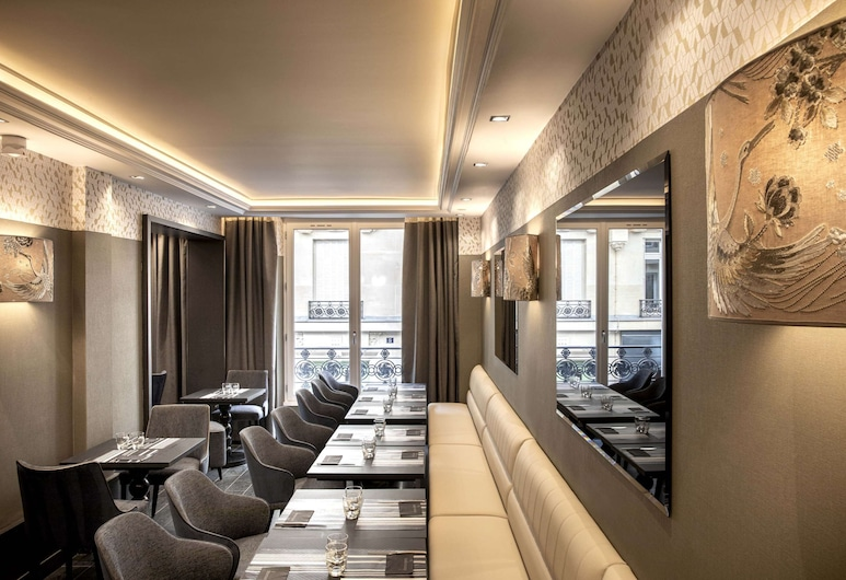 호텔 다누 오페라, 파리, 레스토랑