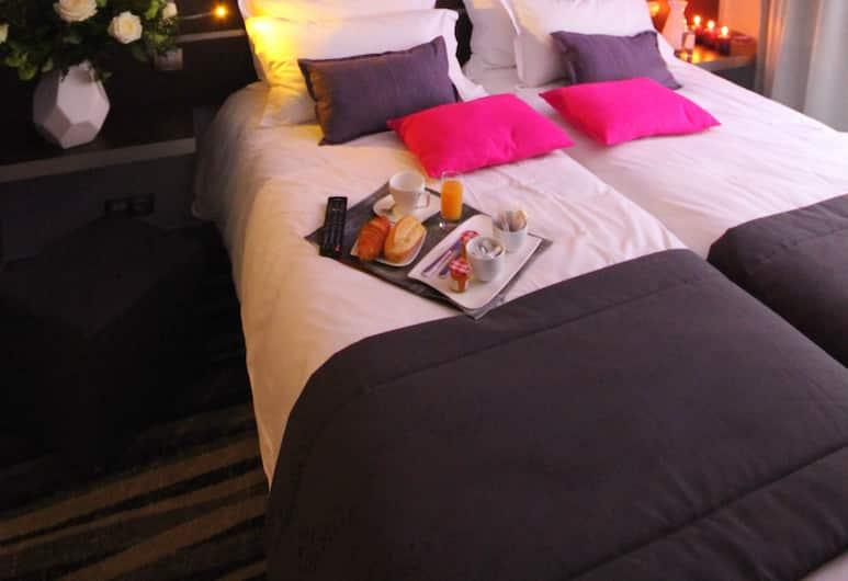 Hotel Lumières Montmartre Paris, Pariz, Twin soba, Soba za goste