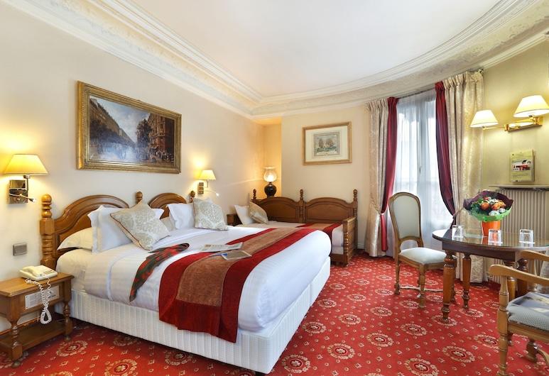 巴黎派克斯共和原創酒店, 巴黎, 高級雙人房, 客房