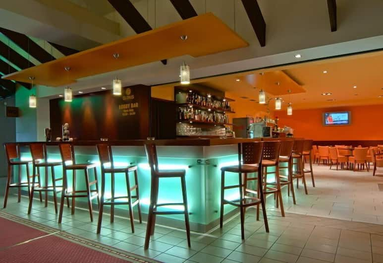 Hotel Globus, Praga, Bar do hotel