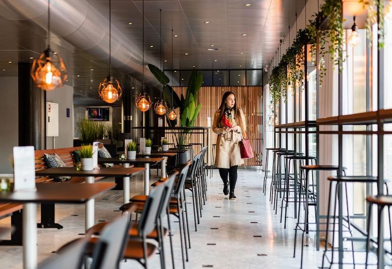 CABINN City Hotel, Kodaň, Salonek ve vstupní hale