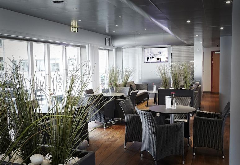 CABINN City Hotel, København, Lounge i lobby