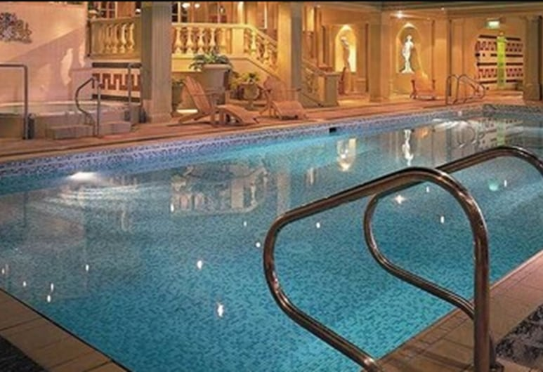 Redworth Hall Hotel, Newton Aycliffe, Inomhuspool