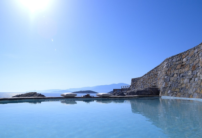 St. Nicolas Bay Resort Hotel & Villas, Agios Nikolaos, Udendørs pool