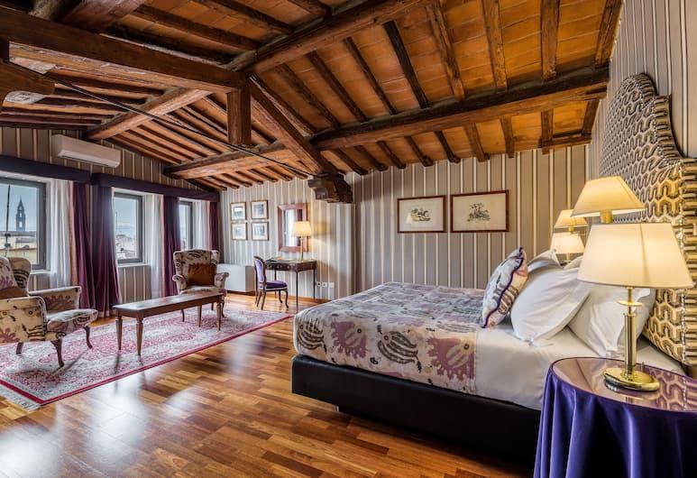 Room Mate Isabella, Florence, Junior suite, Kamer