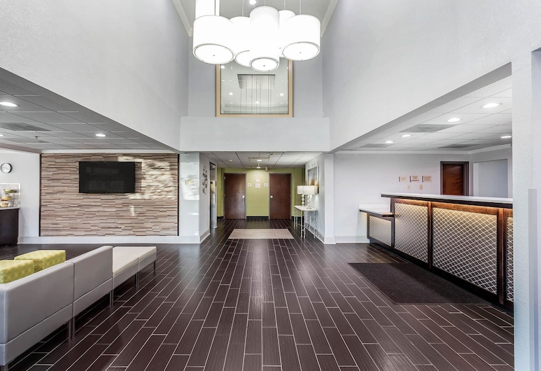 Quality Suites Pineville - Charlotte, Pineville, Lobby