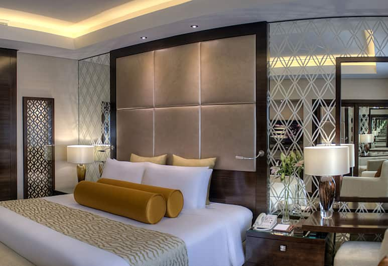 Crowne Plaza Dubai Deira, Dubai, Presidential Suite, 1 King Bed, Guest Room