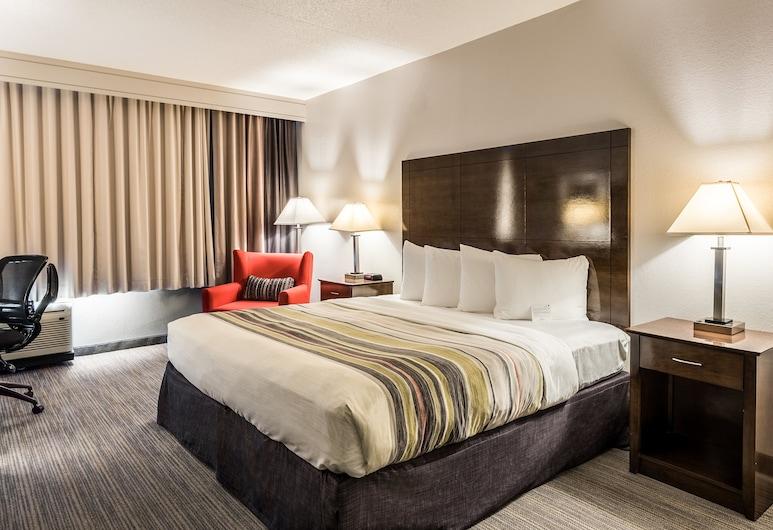 Country Inn & Suites by Radisson, Cookeville, TN, Cookeville, Pokoj, dvojlůžko (200 cm), nekuřácký, Pokoj