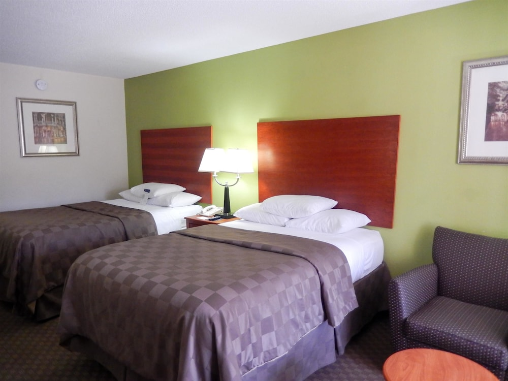 Motel 6 Luling La Deluxe Room 2 Double Beds Non